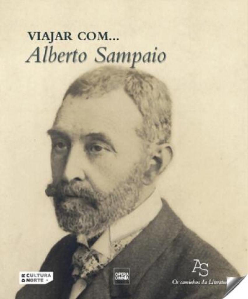 Viajar com Alberto Sampaio 9789898858245