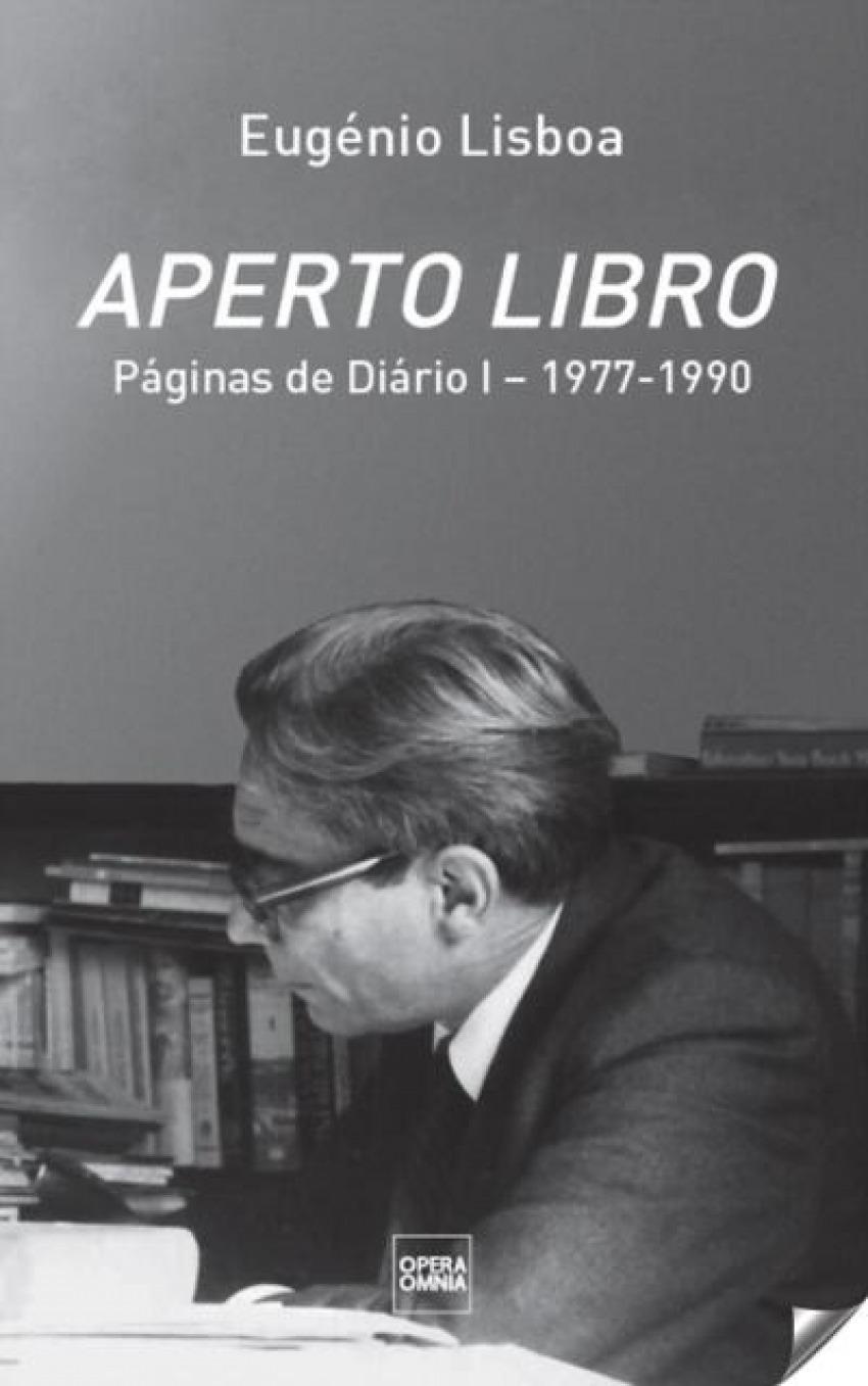 (PORT).APERTO LIBRO: PAGINAS DE DIARIO I 1977-1990 9789898858344