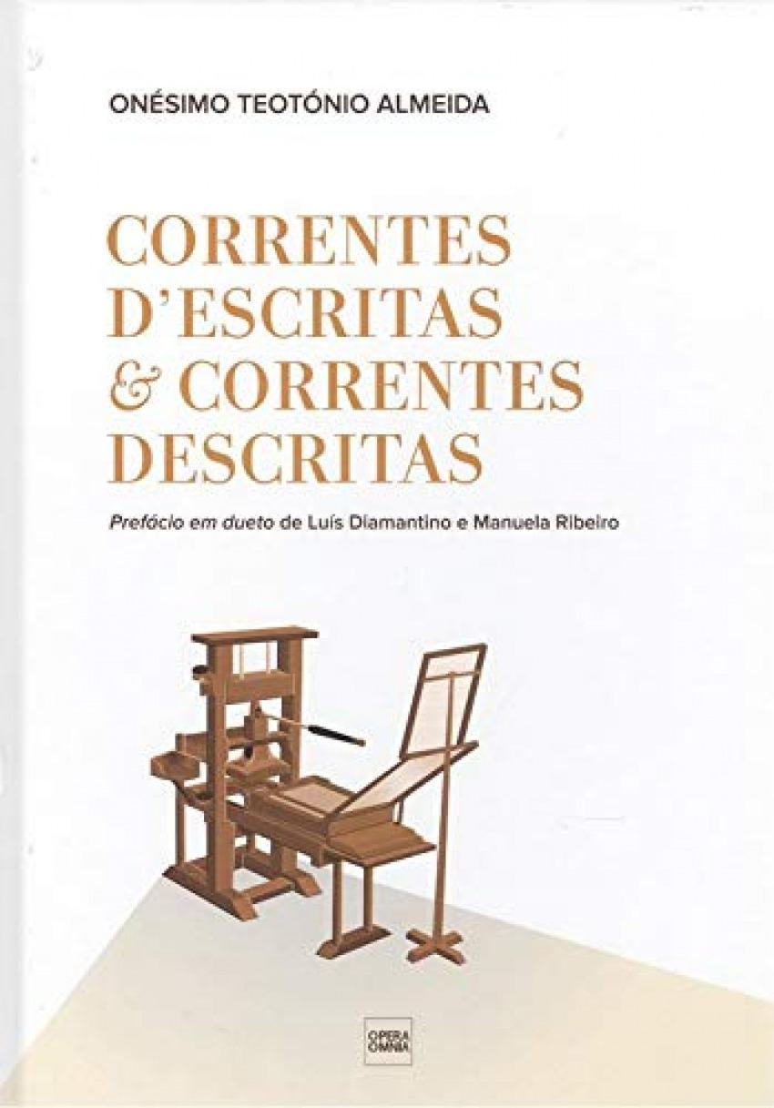 Correntes d´escritas &correntes descritas 9789898858412