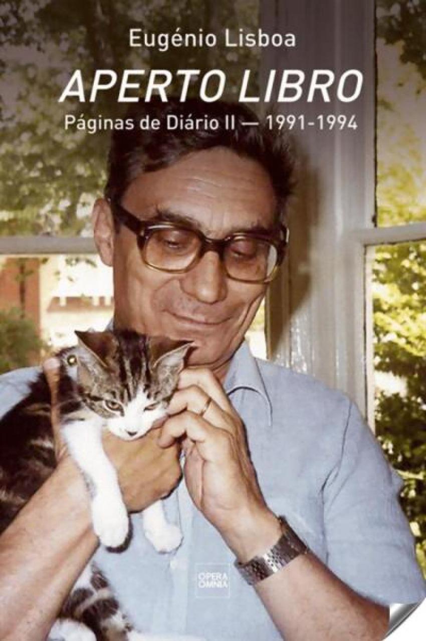 APERTO LIBRO: PAGINAS DE DIARIO II (1991-1994) 9789898858474
