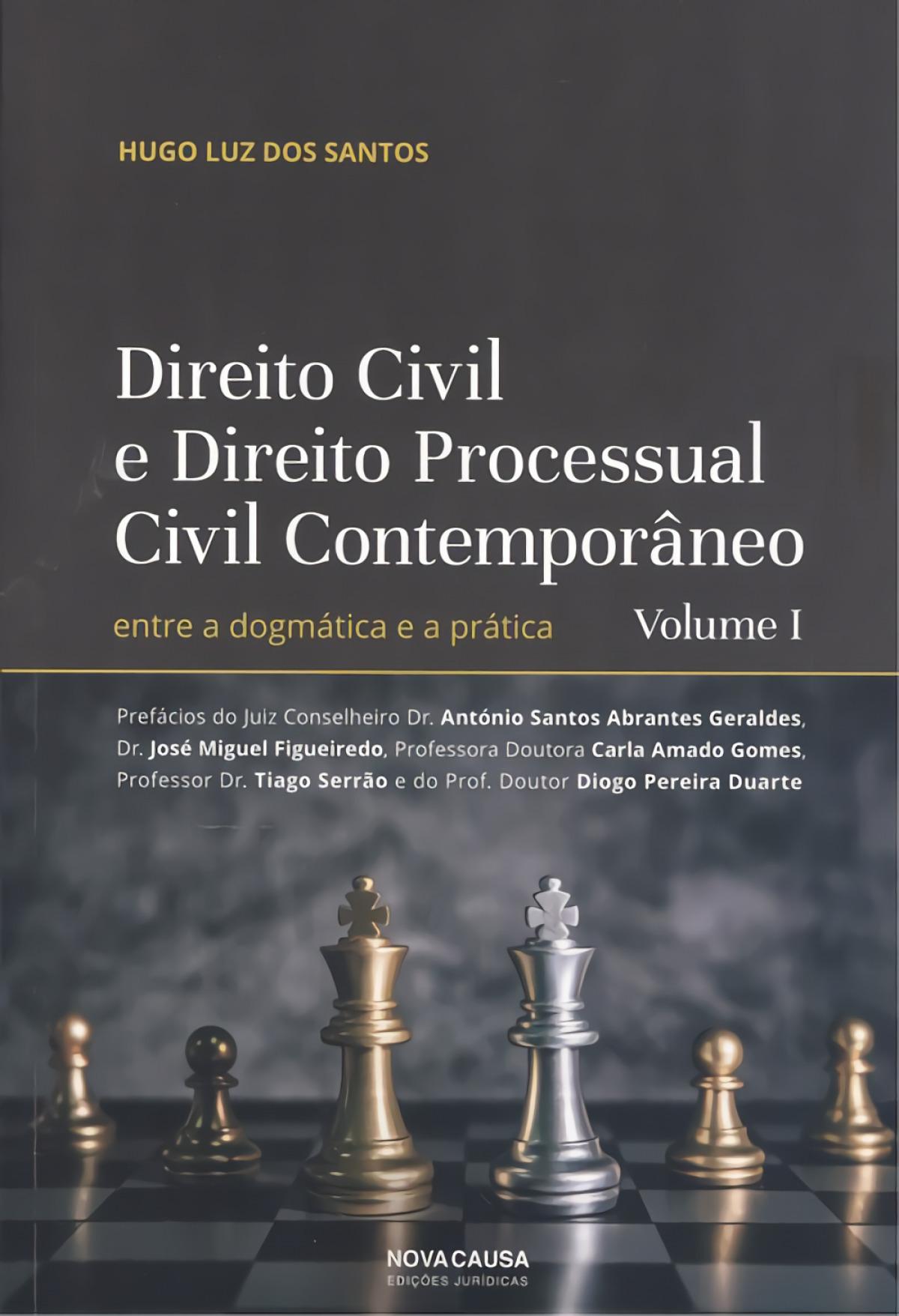 dereito civil e direito processual civil contemporaneo 9789899026025