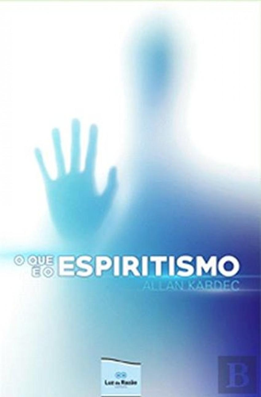 O que é o espiritismo 9789899946712