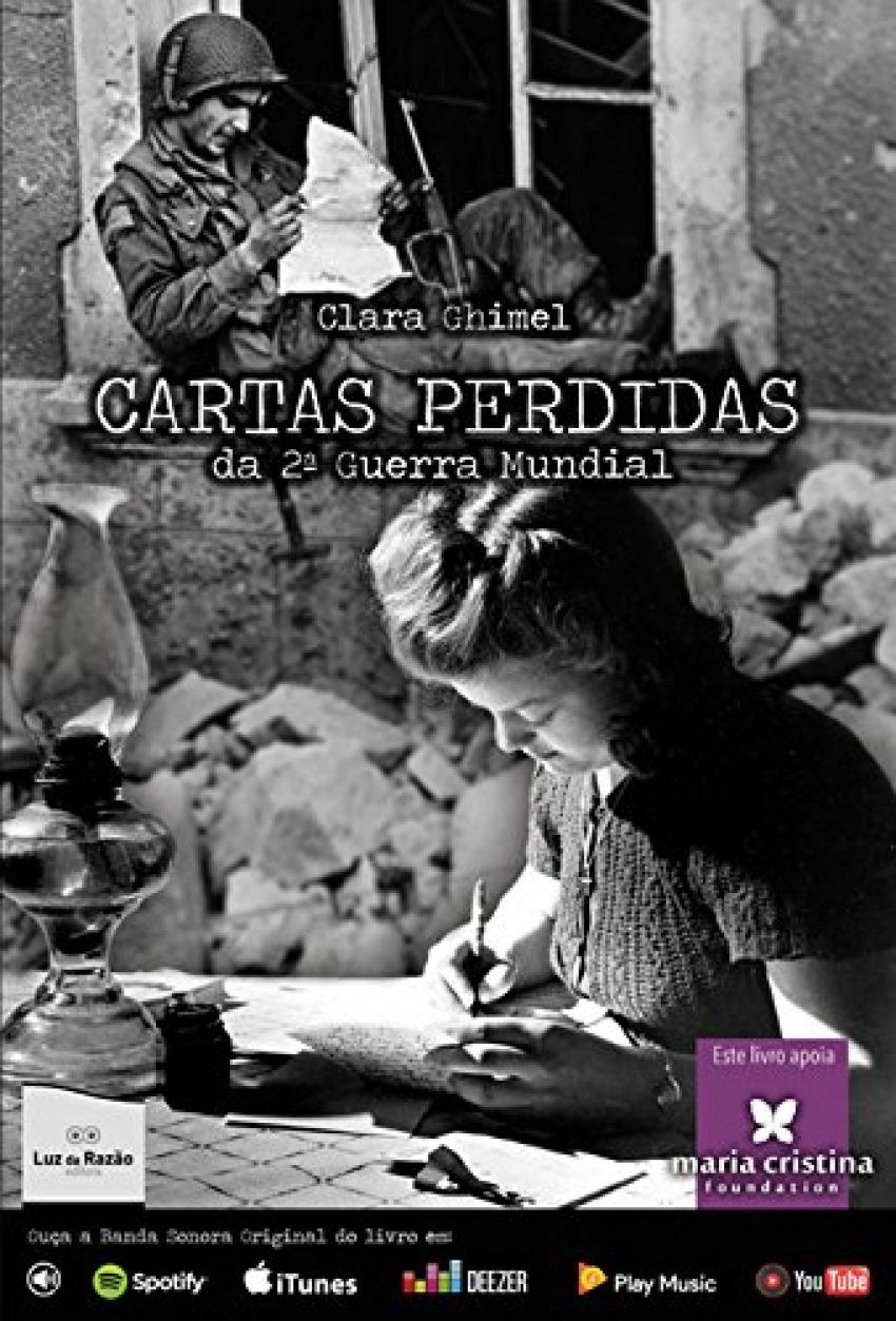 CARTAS PERDIDAS 9789899981751