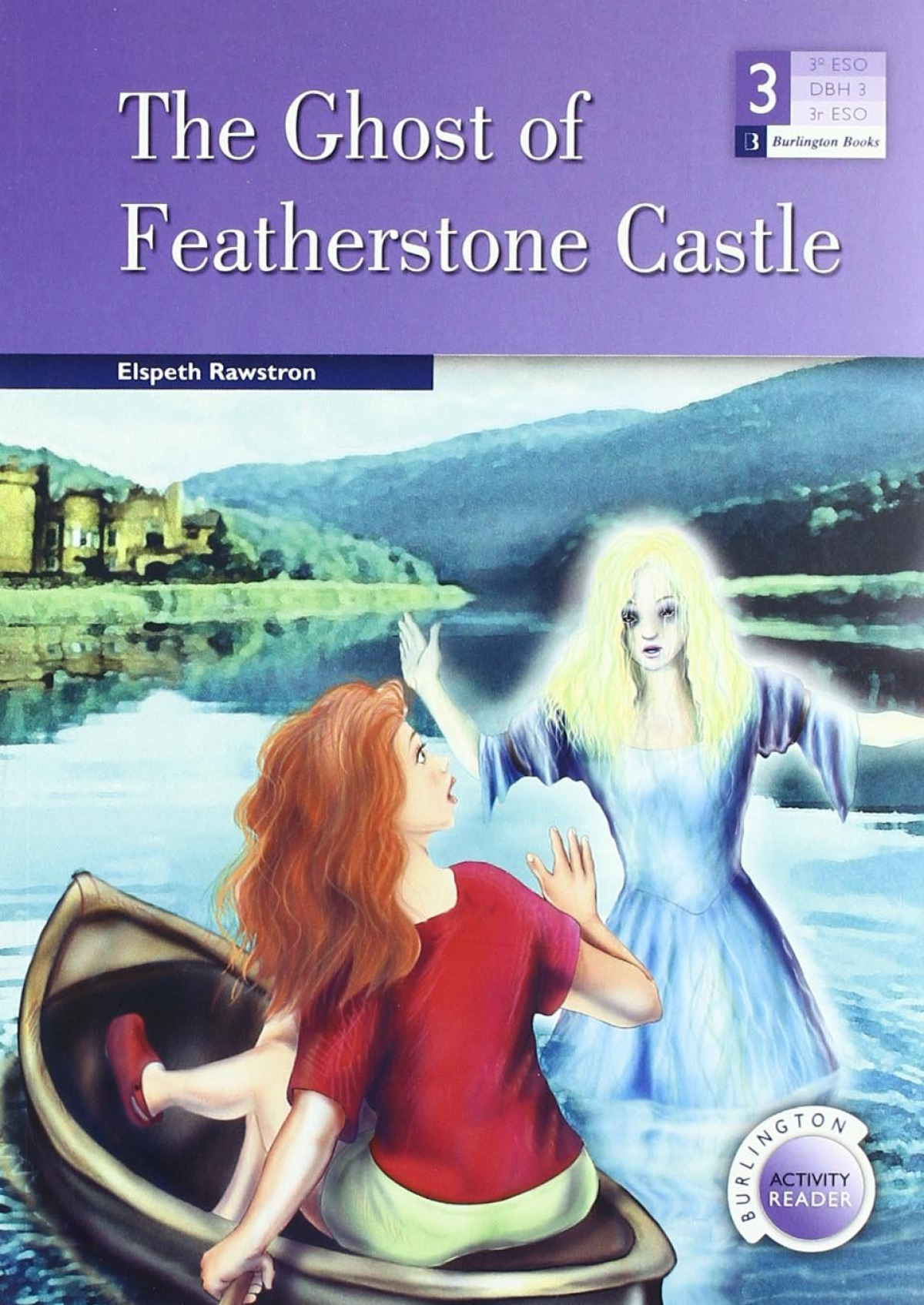 The Ghost of featherstone castle 9789963475537