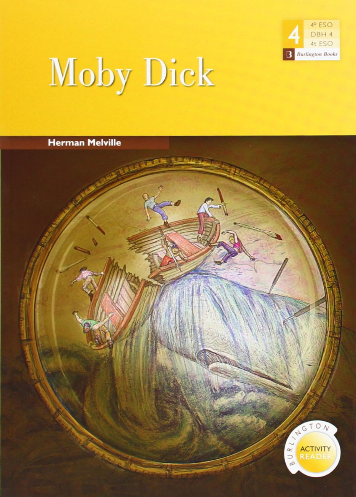 Moby dick 9789963475568
