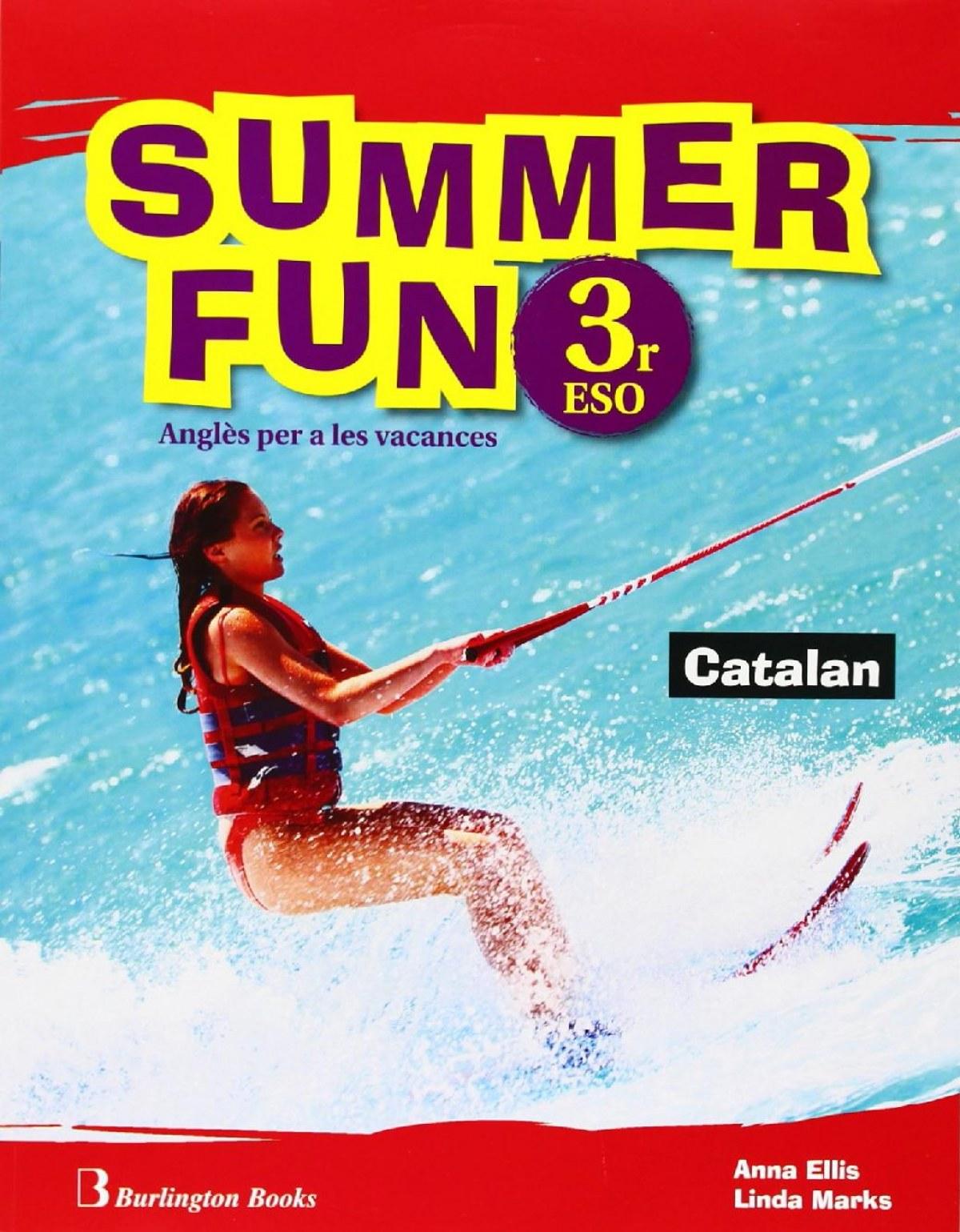 Summer fun alum+cd 3 eso catalan 9789963478668
