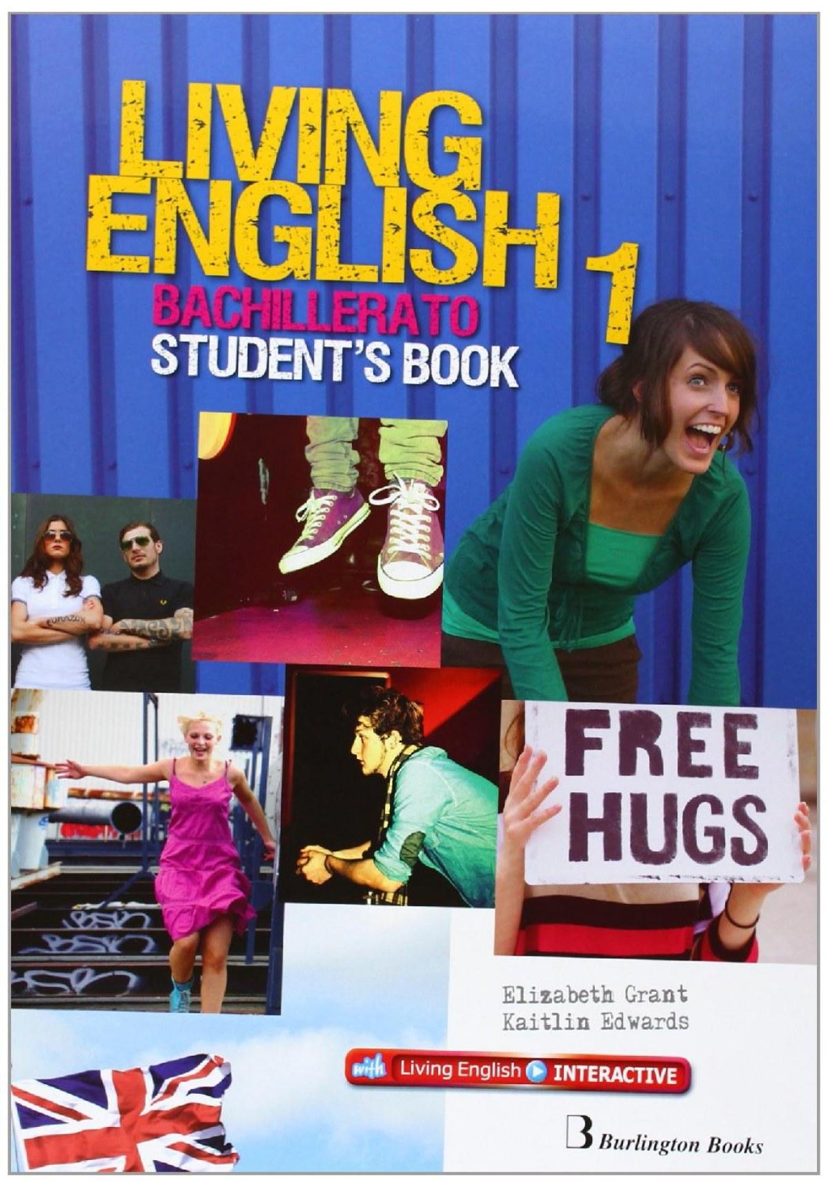 Living english 1o..bach students 9789963489879