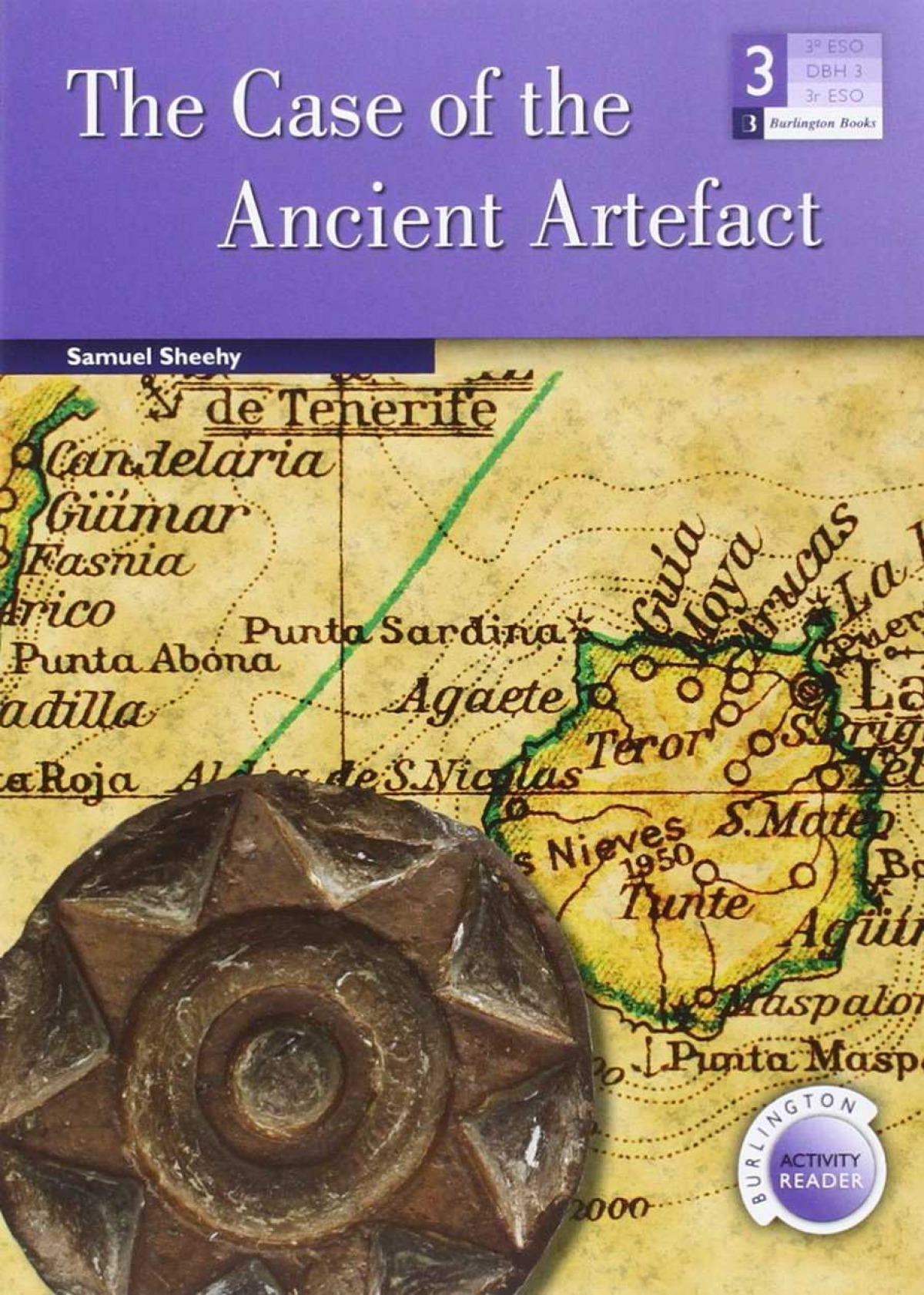 Case of the ancient artefact 3o.eso. Reader 9789963512614