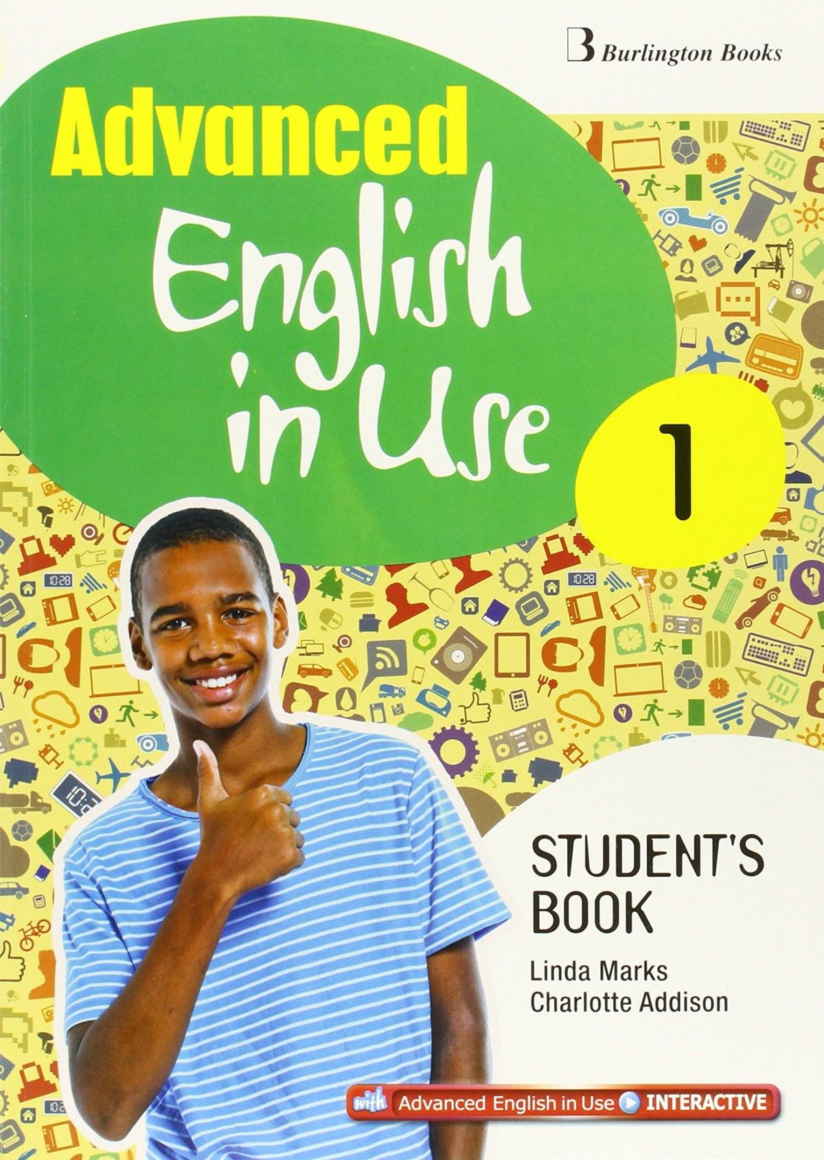 Advanced English in use 1o.eso. Student s book 9789963513956