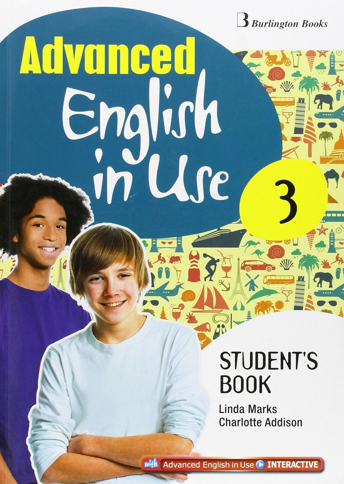 Advanced English in use 3o.eso. Student s book 9789963514052