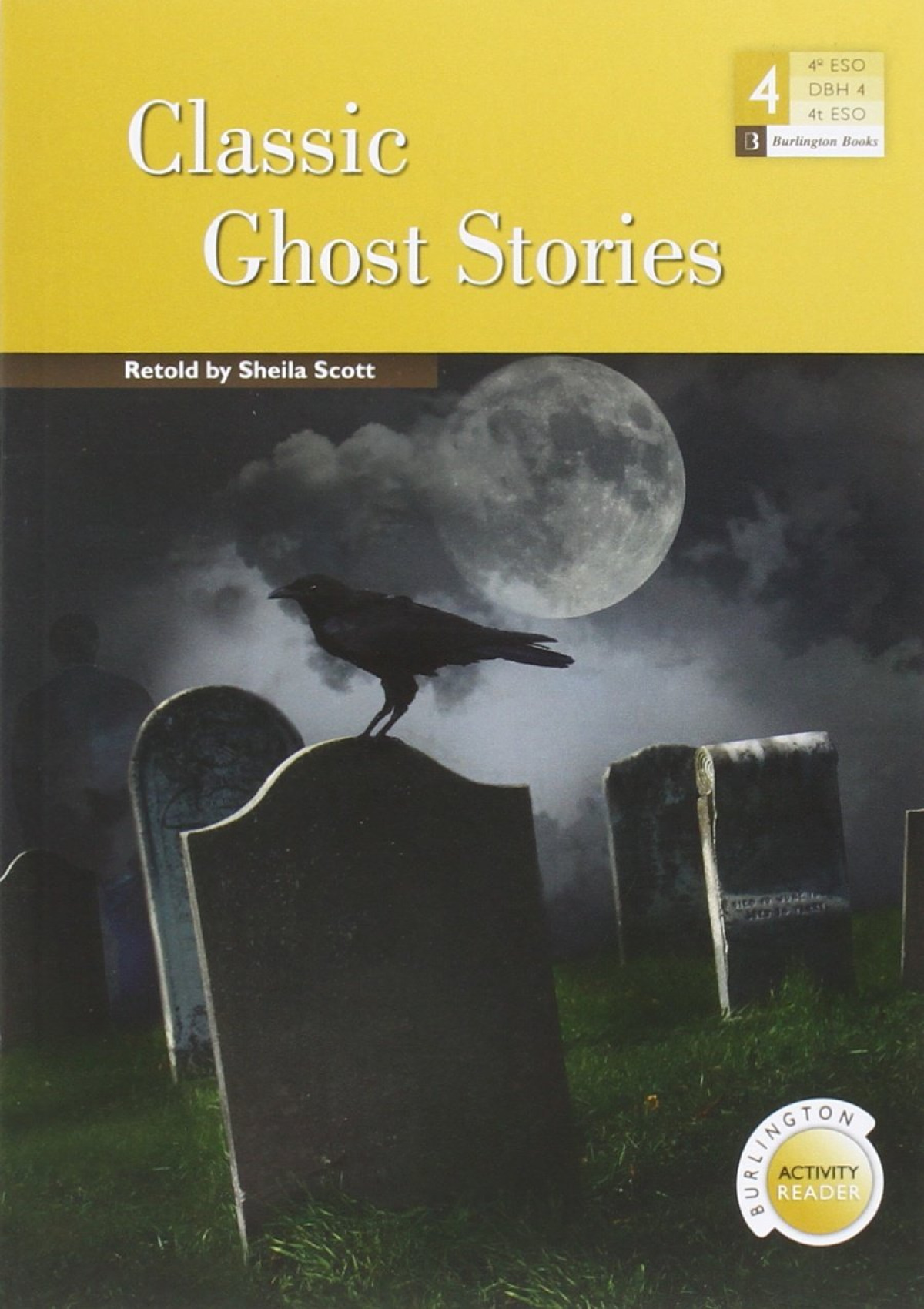 ghost stories 4o..eso readers 9789963515042