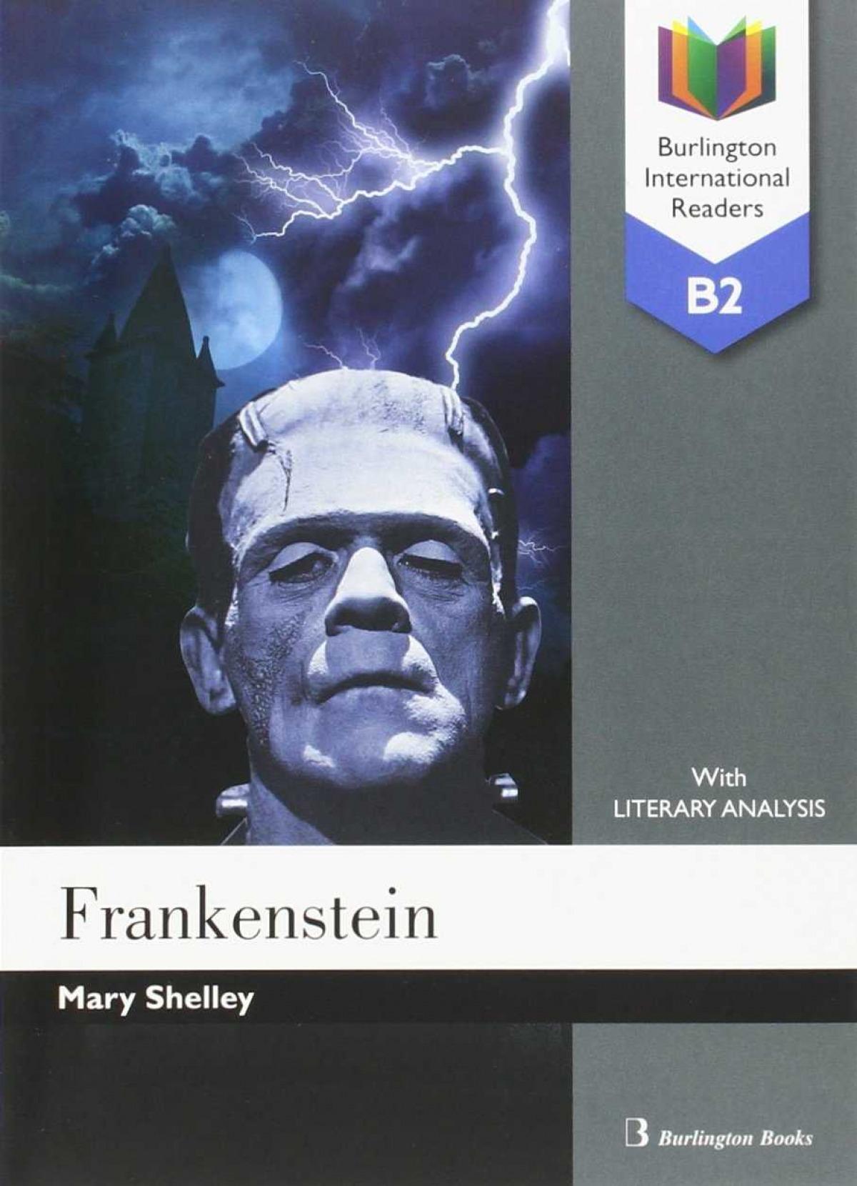 Frankenstein B2. Reader 9789963516148