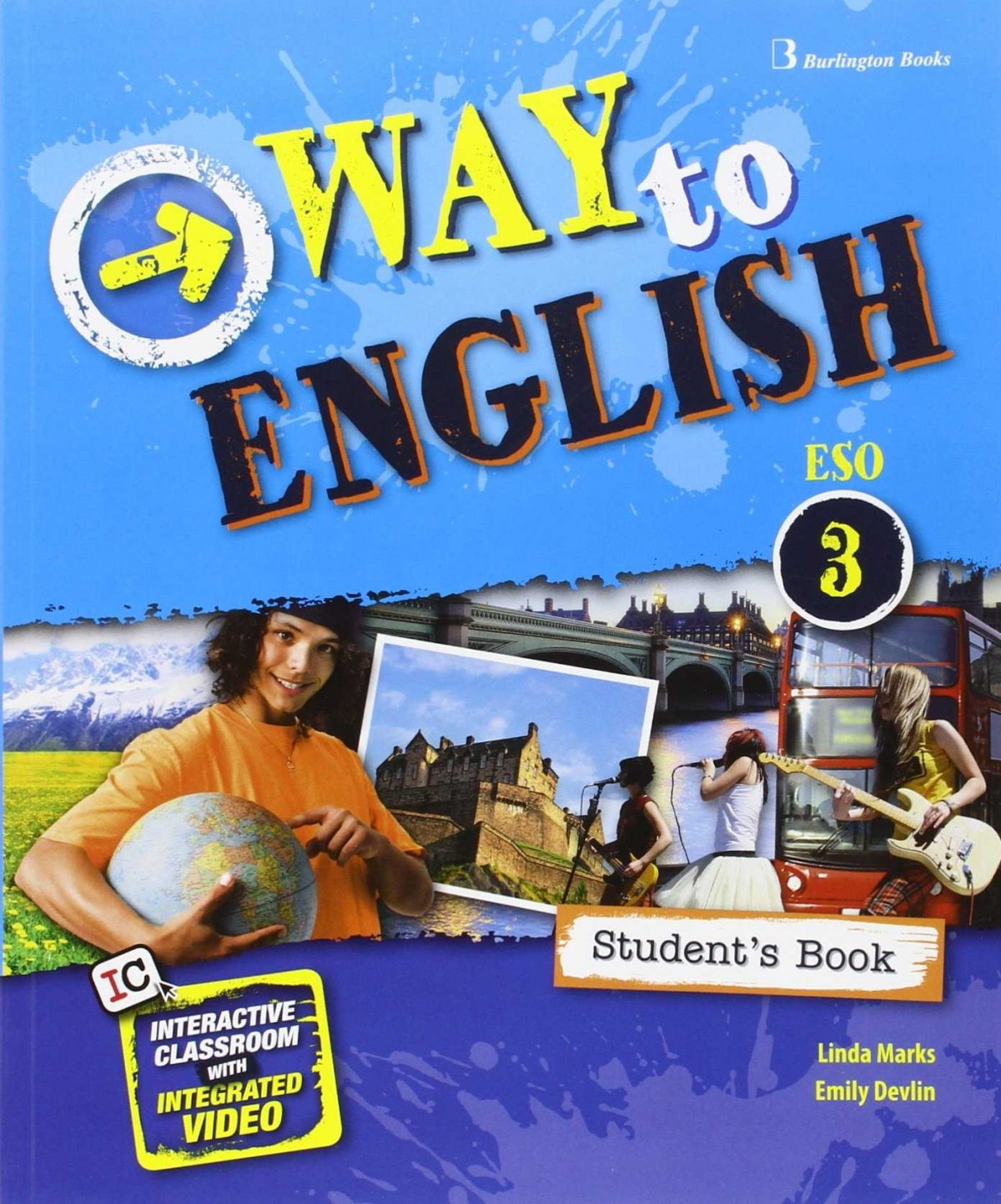 way to english 3 eso student`s book 9789963516414