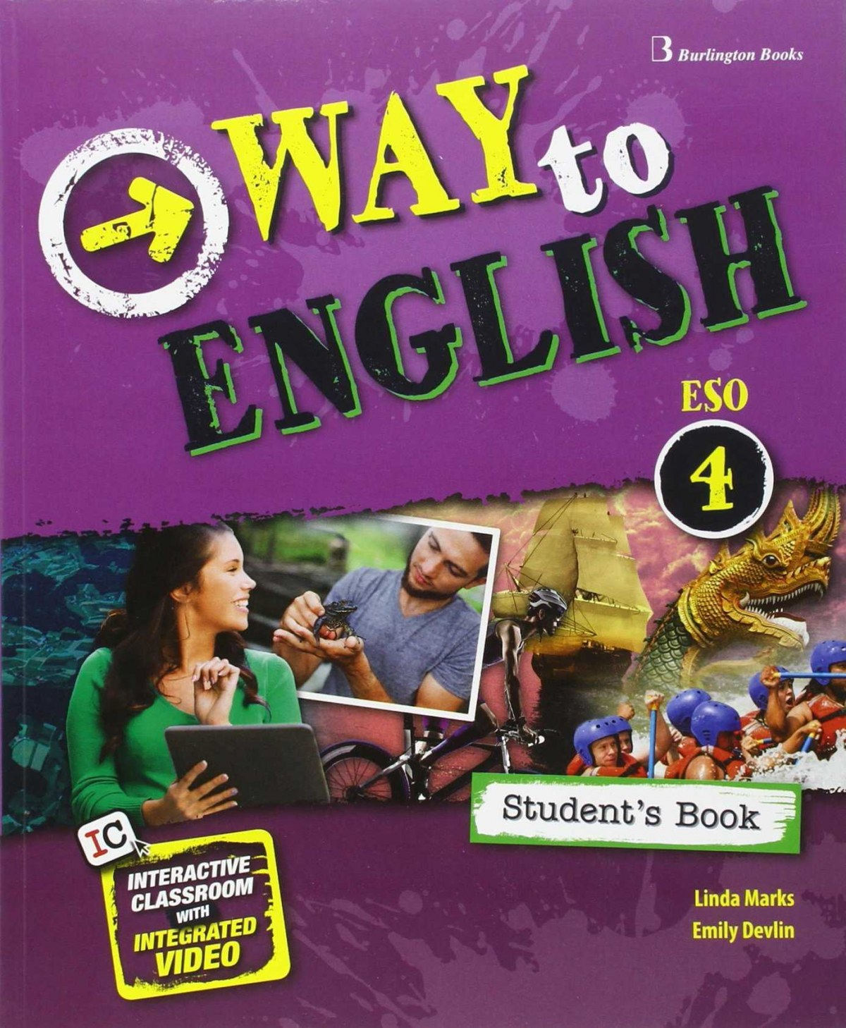 way to english 4 eso student s book 9789963516476
