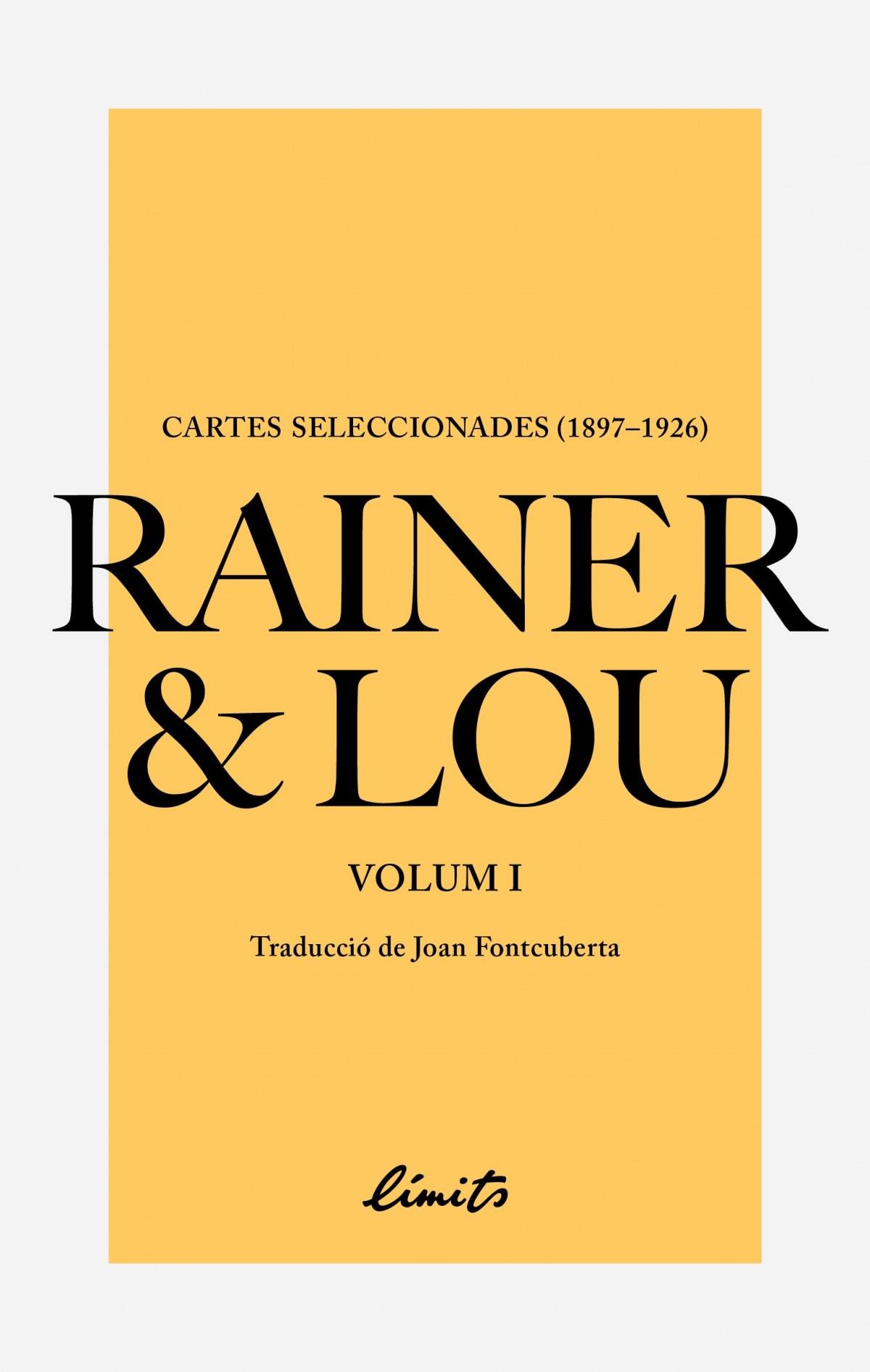 Rainer &lou. Volum I 9789992056301