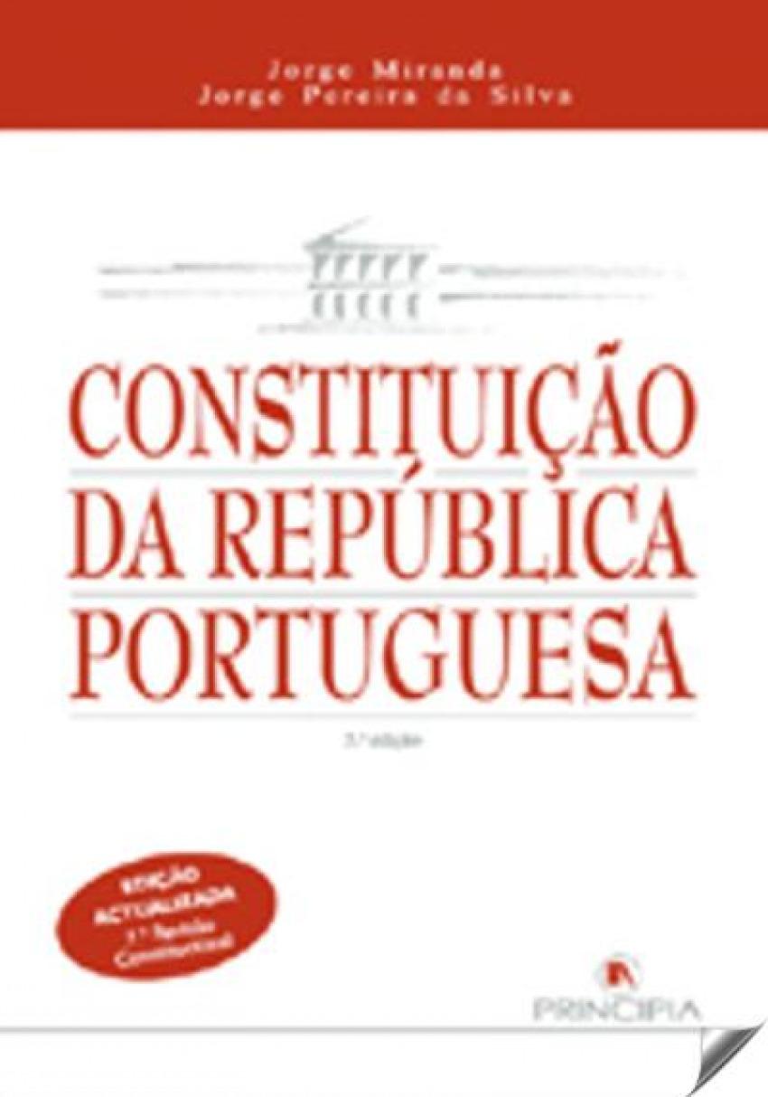 Constituiçao Rep. Port. - 5a. Ediçao 9799728818738