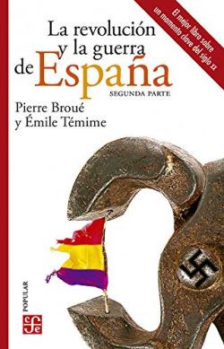 REVOLUCION Y LA GUERRADE ESPAñA I,LA 9786071666574