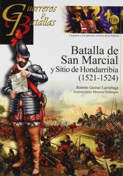 BATALLA DE SAN MARCIAL 9788412206630