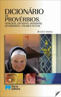 Dicionario de proverbios 9789720052711