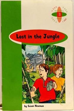 Lost in the jungle 9789963626922